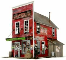 Banta Modelworks O Scale Chillery's Cafe Kit On3 On30
