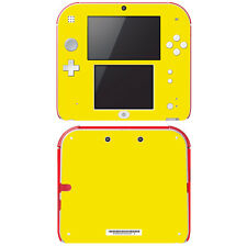 Vinyl Skin Decal Cover for Nintendo 2DS - Simply Yellow