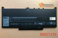 Original J60J5 battery for Dell Latitude E7270 Latitude E7470 MC34Y 242WD 55Wh
