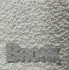 Silikonharz Scheibenputz mit Abperleffekt weiß, 2 und 3 mm
