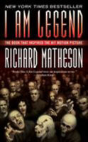 I Am Legend by Richard Matheson Paperback book FREE SHIPPING