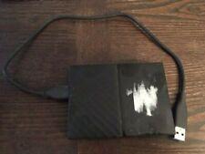 "Western Digital  My Passport 1TB 2.5"" External Hard Drive - Black..."