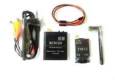 5KM FPV 5.8G 600mW 48 Channels TS832 RC832H Wireless AV Transmitter and Receiver