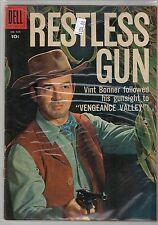 Restless Gun- Dell Four Color Comic- #934 (GER)