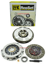 LUK CLUTCH KIT+4140 CHROMOLY FLYWHEEL fits 2003-2004 INFINITI G35 NISSAN 350Z