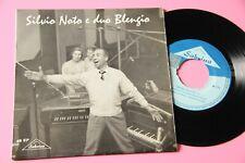 SILVIO NOTO E DUO BLENGIO EP ORIG ITALY JAZZ 1959 !!!!!!!!!!!!!!!!!!!!!!