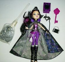 Ever After High Doll - Raven Queen Legacy Day with Stand & Accessories