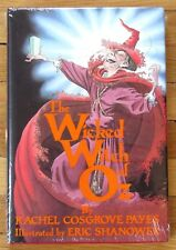 THE WICKED WITCH OF OZ Rachel Cosgrove Payes HBDJ 1st 1993 NEW L1