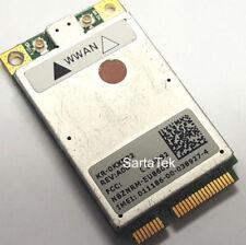 Dell 5520 Mobile Wireless Broadband Mini-PCI Card KX582 / KR-0KX582 Original
