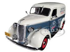 """1939 CHEVROLET PANEL TRUCK """"DENTAL"""" 1/24 DIECAST MODEL CAR BY GREENLIGHT 18249"""