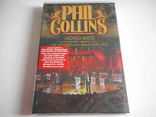 DVD NEUF - PHIL COLLINS GOING BACK / LIVE AT ROSELAND BALLROOM, NYC