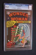 WONDER WOMAN #169 Andru Esposito 1967 Crimson Centipede Cage of Doom CGC NM- 9.2