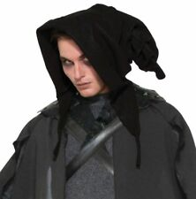 Halloween Horror Witches and Wizards Cowl Hood Adult Costume Accessory