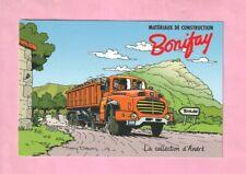 CARTE PUBLICITAIRE : THIERRY DUBOIS / BONIFAY - TOULON - CAMION WILLEME