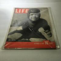 Life Magazine: October 9 1939 - Kids' Football