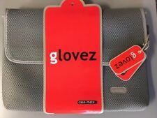 "Sleek Silver Soft Laptop Case Sleeve for 17"" Apple Macbook Pro Glovez"