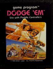 Dodge´ Em Atari VCS 2600 (Modul -  VG)