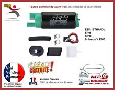 POMPE ESSENCE UNIVERSEL CARBURANT AEM 340LPH GROS DEBIT E85 TUNING 206 BMW OPEL