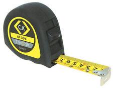 C.K T3442 25 7.5M Softech METRICA/imperiale nastro di misurazione