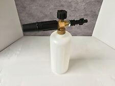 Heavy Duty Bosch AQT (New Range) Pressure Washer Snow Foam Lance With 1L Bottle