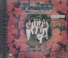 El Jefe y Su Grupo Toma Esta Flor CD New