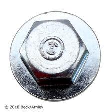 Beck Arnley OE Match 016-0116 Oil Drain Plug 12 Month 12,000 Mile Warranty