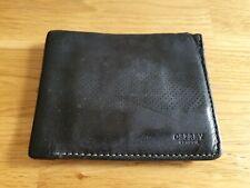 OSPREY LONDON Leather Bifold Wallet (ref19)