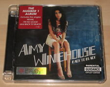 Amy Winehouse - Back To Black [PA] (CD 2006). Ex Cond