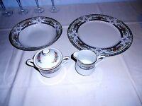 Mikasa Cambridge Fine China Serving Dishes (4 Pcs.) L9015 - Excellent