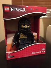 LEGO NINJAGO - COLE DIGITAL CLOCK