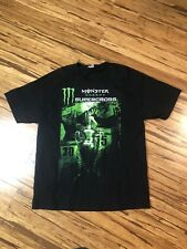 NWOT Monster Energy 2015 SUPERCROSS Men's T-Shirt Extra Large