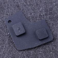 2 BTNS Remote Keyless Key Case Fob Shell Rubber Pad fit for Toyota Corolla Rav4