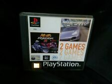Moto Racer 2 & Need For Speed: Porsche 2000, Playstation 1 Game, Trusted Shop