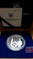 Malaysia 50th year Felda Silver Proof Coin 2006