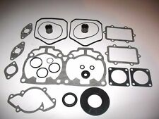 SKIDOO SUMMIT MXZ 800 LEGEND GT COMPLETE GASKET KIT HO 2004-06 REV ROD BEARING