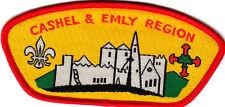 Boy Scout Badge Ext CASHEL & EMLY REGION CSI Assn IRELAND