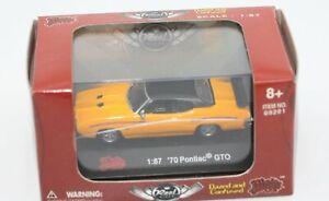 Malibu International 09201 HO Reel Rides Dazed and Confused '70 Pontiac GTO