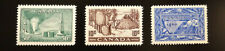 Canada Stamps #294, #301, #302 (Fishing Resources 1951)  Mint NH VF