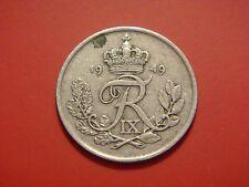 Denmark 25 Ore, 1949