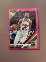 2019-20 Panini - Donruss Optic Basketball: Mikal Bridges - Pink Prizm