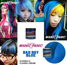Manic Panic Hair Dye, Bad Boy Blue 4 oz - Brand New, Original