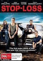 Stop-Loss * NEW DVD * Joseph Gordon-Levitt Channing Tatum Abbie Cornish