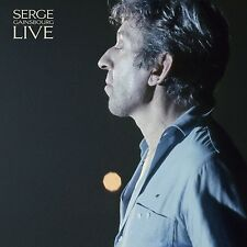 Serge gainsbourg-casino de paris 1985 (Limited super deluxe edition 2cd+dvd NEUF