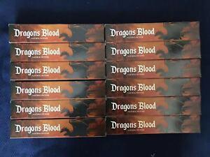 Aussie Stock 12 of Dragons Blood Incense Sticks 15G 2020 Fresh Sale