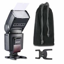 NTT560-CC 80D camera flash for Canon 7D 6D Mark II 80D 77D 70D 60D 50D 40D EOS