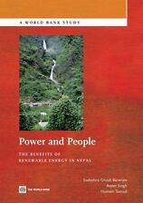 World Bank Studies: Power and People : The Benefits of Renewable Energy in...