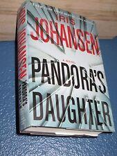 Pandora's Daughter by Iris Johansen HC/DJ BCE FREE SHIPPING 9780739488683
