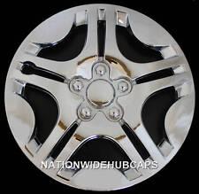 "15"" SET OF 4 CHROME Hub Caps Full Wheel Covers Rim Cover Wheels FREE SHIPPING"