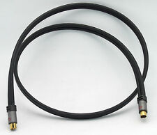 Audioquest S-4 S-video cable 1 meter