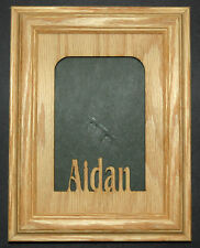 School Years Picture Frame - Personalized With Any Name - 5x7